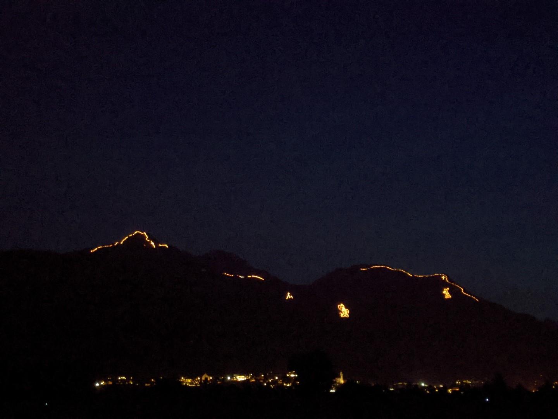 bergsonnwend austria