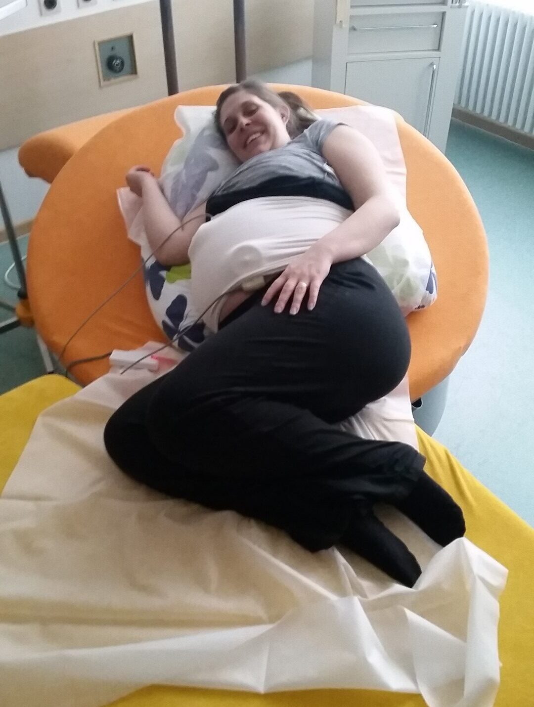 giving birth in germany as a foreigner