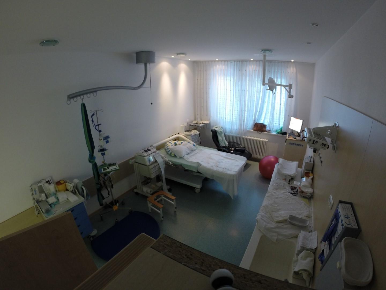 german pregnant birthing rooms