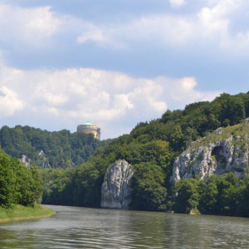 Danube Boat To Weltenburg