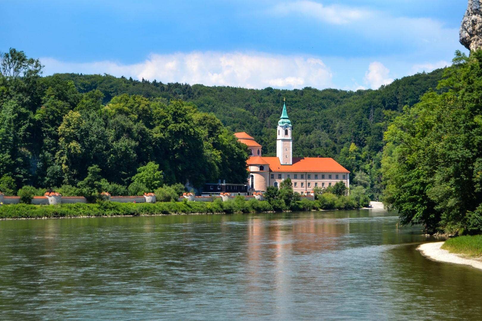 Kloster Weltenburg Abbey Regensburg