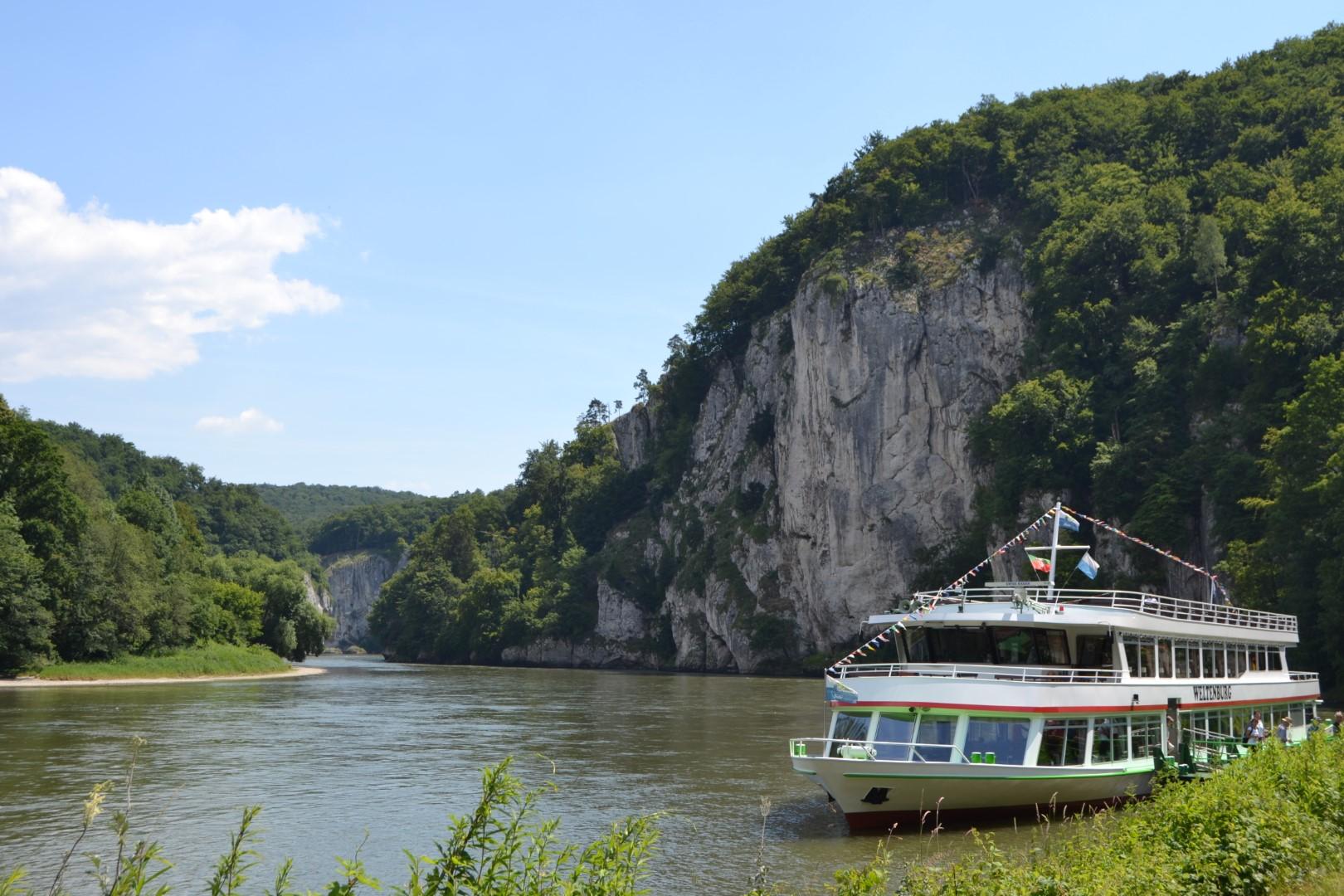 schifffahrt weltenburg