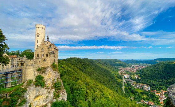fairytale castles germany