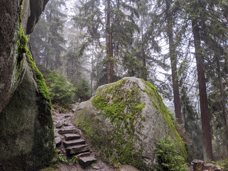 Luisenburg Rock Labyrinth