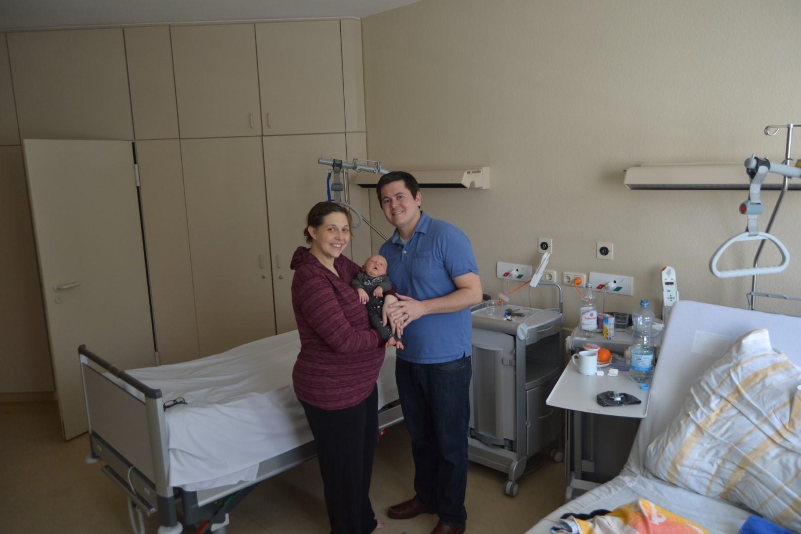 maternity ward in germany