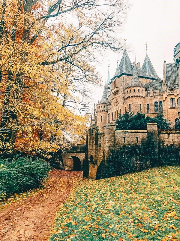 fairytale castle germany