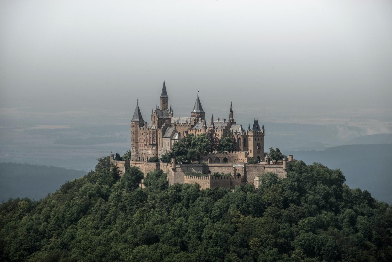 black forest castles germany