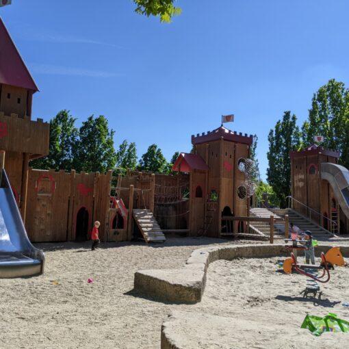 Regensburg playgrounds