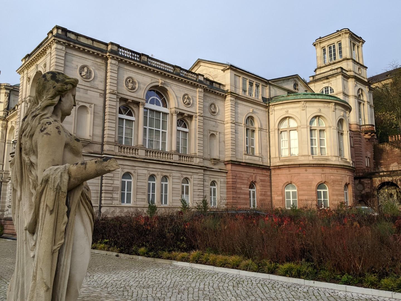 Spa in Baden Baden