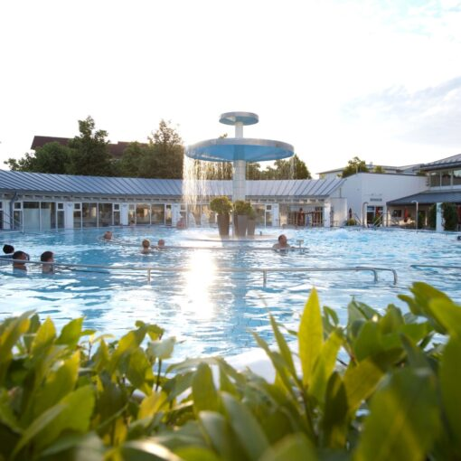Therme Eins Bad Fussing